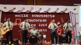 Kolej Sains Kesihatan Bersekutu | Kota Kinabalu | Majlis Konvensyen Kebudayaan ILKKM 2014