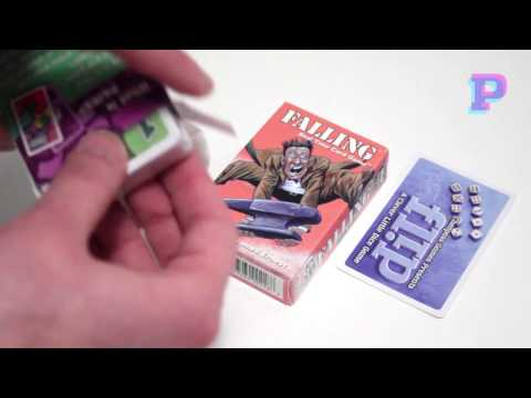 Pairs Card Game Unboxing
