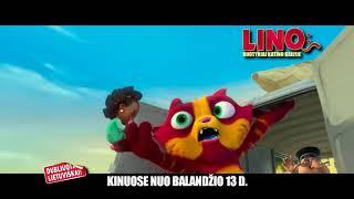 Animacinis filmas šeimai LINO: NUOTYKIAI KATINO KAILYJE. Kinuose nuo baladžio 13 d.