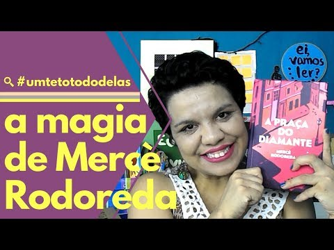 A PRAÇA DO DIAMANTE, de MERCÈ RODOREDA  | #UMTETOTODODELAS | Despindo Estórias