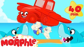 My Red Tractor & The Lost Sheep | Cartoons for Kids | My Magic Pet Morphle