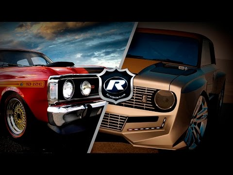 Тюнинг  ВАЗ 2101 vs ГАЗ 24. Что круче?