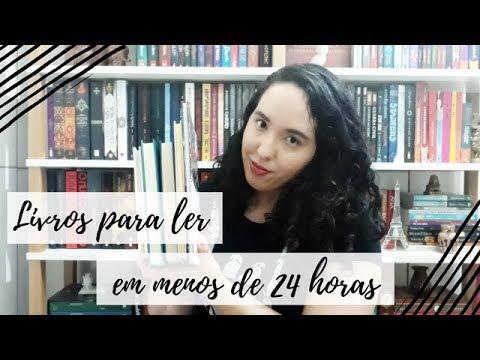 Livros para ler em menos de 1 dia | Um Livro e Só