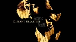 Nas and Damian Marley - In His Own Words ft Stephen Marley (Distant Relatives)