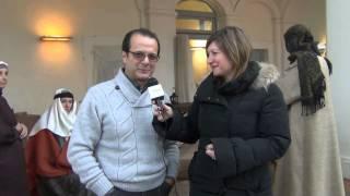 preview picture of video 'Il Faro on line - Presepe vivente 2013 a Fiumicino'