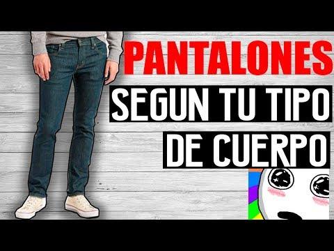 LOS MEJORES PANTALONES PARA CADA TIPO DE CUERPO | JR Style For Men