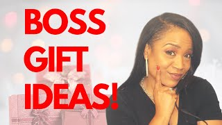 THE PERFECT GUIDE| Entrepreneur Gift Ideas| Gifts The BOSS Will Love!