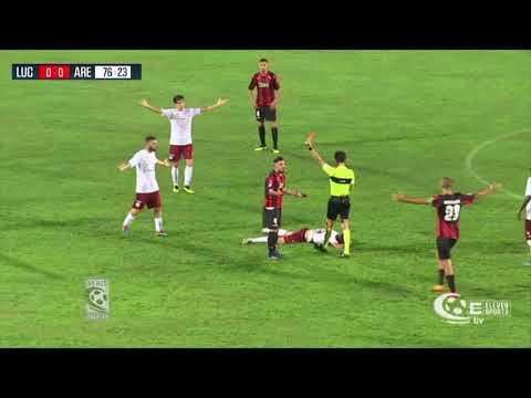 1a giornata / Lucchese-Arezzo 0-1, la sintesi