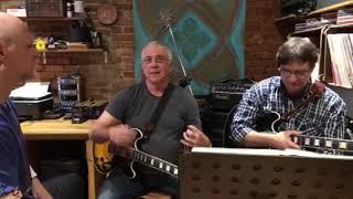 Ao Vivo lá em casa Convida e Country Guitar Br entrevistas - Kiko Moura e Alvaro Gonçalves - Western