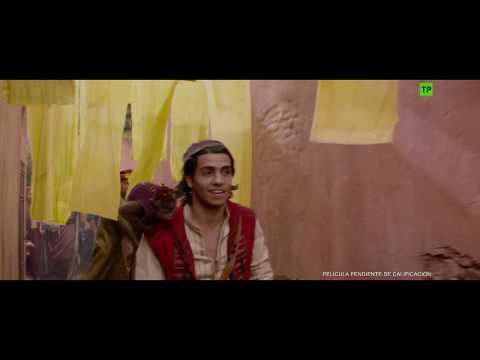 Inicia la magia, publican nuevo tráiler de #Aladdin