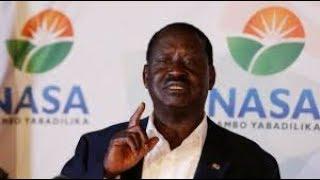 NASA says they do not recognize president Uhuru Kenyatta's victory