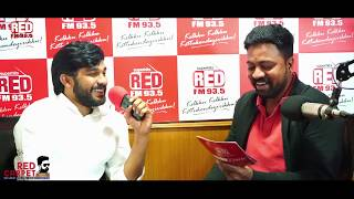 Sharafudheen  | Neeyum Njaanum | Red Carpet | RJ Mike | Red FM Malayalam