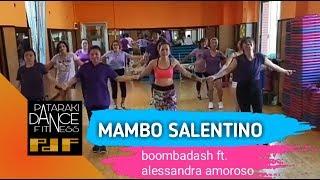 MAMBO SALENTINO By BOOMDABASH, ALESSANDRA AMOROSO | Pdf Zumba |