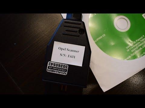 Instalacja – Interfejs OPEL Scanner USB OBD2 – Windows 7 – #3
