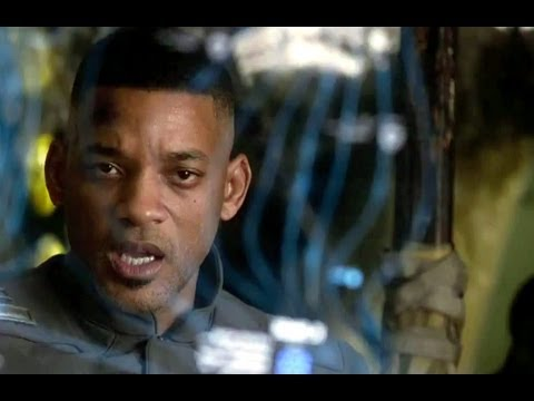The New Trailer For After Earth Actually Looks Good