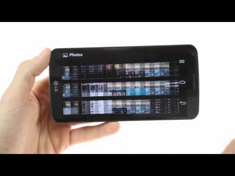 LG G Flex: user interface