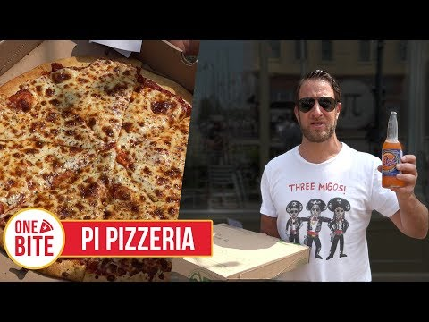 Barstool Pizza Review - Pi Pizzeria (St. Louis) Bonus Ice Cream Sandwich Review