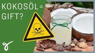 Ist Kokosöl wirklich giftig? - Kritische Betrachtung Vortrag Prof. Michels   Gerne Gesund