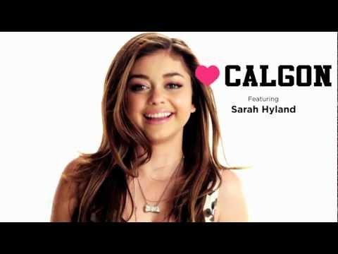 Heart Calgon Collection Fragnances Ad