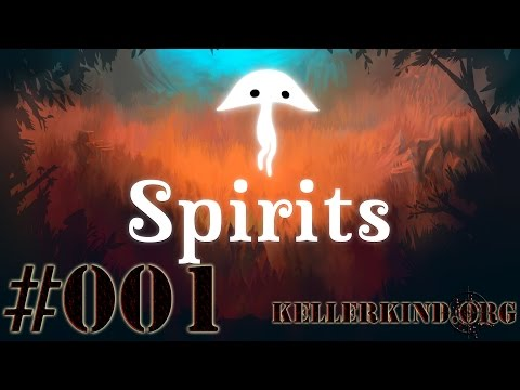 Spirits #1 – Der Wind, das himmlische Kind! ★ Let's Play Spirits [HD|60FPS]