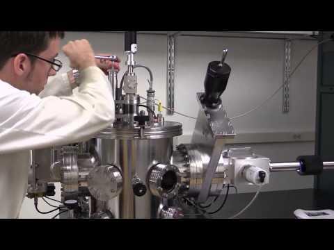 Magnetron Sputtering Demonstration with ATC Orion 5 UHV