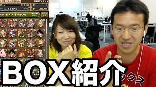 パズドラむらいBOX・パーティ紹介!約250日