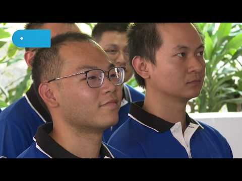 Misión Técnica de Taiwán presenta a nuevos jóvenes técnicos que llegaron a Nicaragua