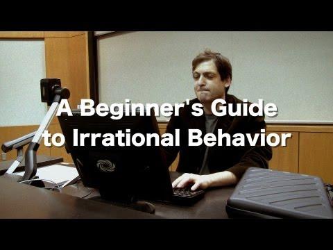 Průvodce iracionálním chováním pro začátečníky