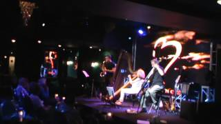 Jazz Harpist Lori Andrews plays Sometime Ago TRIO (HBS) at Bogies