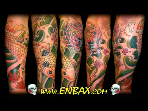 7c1c7fa40838c Japanese and Chinese Tattoos