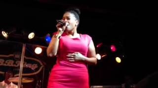 "Chrisette Michele ""I Don't Know Why But I Do"" BBKING'S"