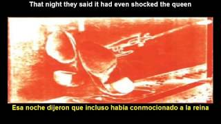 Dire Straits - Iron Hand (Subtitulos español - inglés)