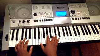 How To Play My Everything By Todd Dulaney On Piano