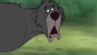 The Jungle Book (1967) Tiger Fight