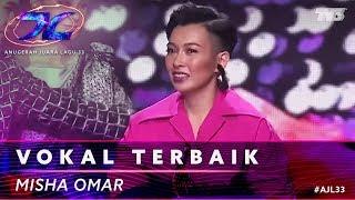 Vokal Terbaik #AJL33   Misha Omar