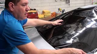 How to tint a rear window on a 2017 Chevy Cruze