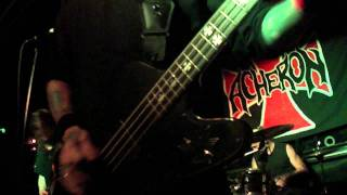 Acheron - Fuck the Ways of Christ [Live @ Saint Vitus Bar, NY - 12/17/2011]