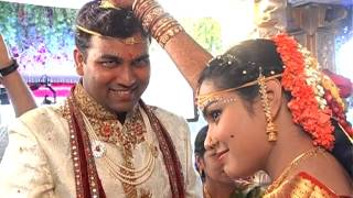 Sravan + Mounika. A traditional telugu wedding  filmed by SAHIL 09866666883
