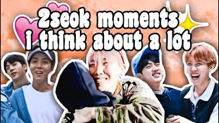 2seok moments i think about a lot