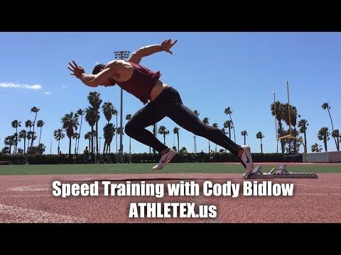Sprint Training - Speed Training & Self Therapy - ATHLETE.X - 100m Dash Training Program