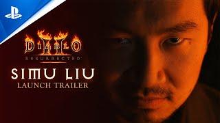 PlayStation Diablo II: Resurrected - Live Action Trailer ft. Simu Liu | PS5, PS4 anuncio