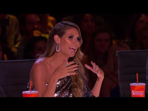 America s Got Talent 2017 Winners Part 2 Quarter Finals Results S12E18 (видео)