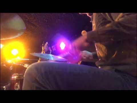 Garrett Sigler Drum Solo at Navajo Live