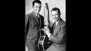 Early Eddie & Jimmie Dean - Radio Show (c.1935).