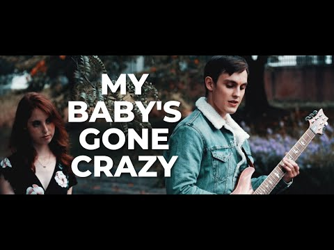"My music video for ""My Baby's Gone Crazy"" 