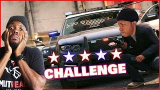 GTA 5 Five Star Challenge! Who Can Last The Longest?!