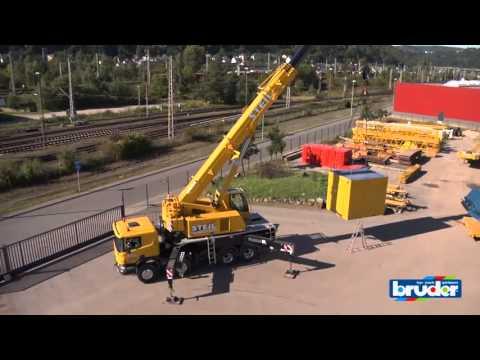 03570 günstig kaufen Bruder R-Serie Scania Liebherr Kran-LKW