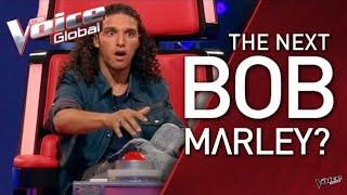 """Viral!! Suaranya Mirip Kaya """"BOB MARLEY"""" The Next Bob Marley"""