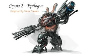 Crysis 2 Soundtrack  - Epilogue