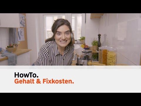 Wüstenrot - HowTo: Episode 6 (Gehalt und Fixkosten)